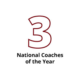 Infographic: 3 National Coaches of the Year