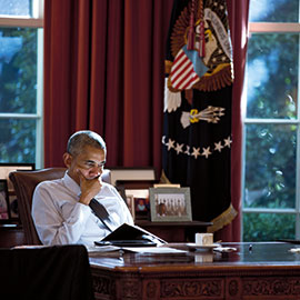 President Obama photo taken by Pete Souza